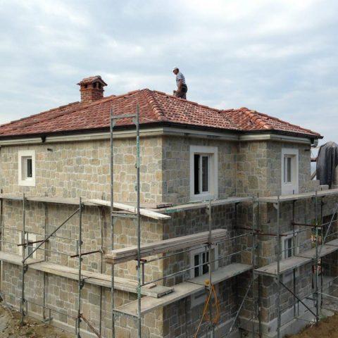 Izgradnja i obnova kamenih kuća