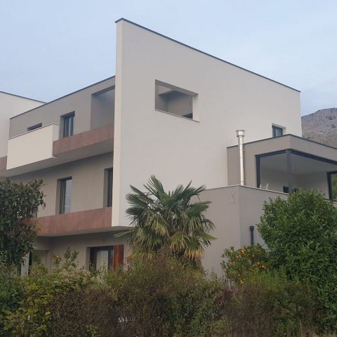 Rekonstrukcija stambenog objekta Jerković